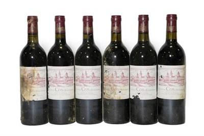 Lot 2052 - Château Cos d'Estournel 1982 St. Estephe (six bottles)