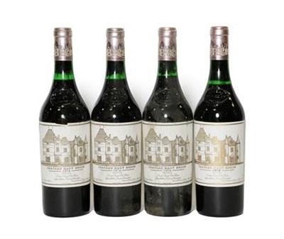 Lot 2060 - Château Haut-Brion 1978, Pessac Léognan (four bottles)
