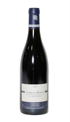 Lot 2061 - Chambolle Musigny La Combe d'Orveau Anne Gros, Domaine Anne Gros 2009 (one bottle)