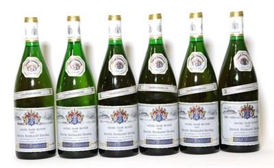 Lot 2075 - Josef Friederich 1995 Riesling (55 x litre bottles)