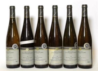 Lot 2076 - Ewald Friederich Erben, 1992 Auslese Riesling (seventeen bottles), Ewald Friederich Erben, 1990...