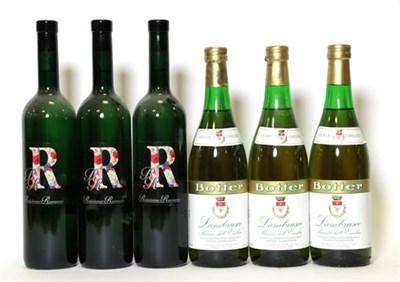 Lot 2080 - Conte Zandotti 1992 Frascati, Italy, dry white wine (nine bottles), Verdicchio Dei Castelli Di jest