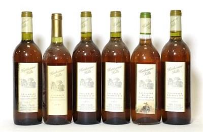 Lot 2091 - Katherine Hills 1997 Colombard Chardonnay, Australia (seventeen bottles), Katherine Hills 1996...