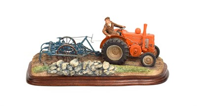 Lot 89A - Border Fine Arts 'The IIIa' (Field Marshal Series 3), model No. B0918 by Ray Ayres, limited edition