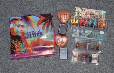 Lot 1052 - Jean Paul Gaultier ladies miniature scent bottle gift sets including; Original Editions, St...