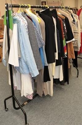Lot 1065 - Assorted modern ladies clothing including Planet, Austin Reed, Jobis, Bianca, Caroline Charles,...