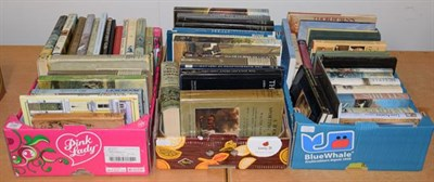 Lot 1085 - Art reference, a medium quantity of art reference books, 20th century, mainly on sporting...