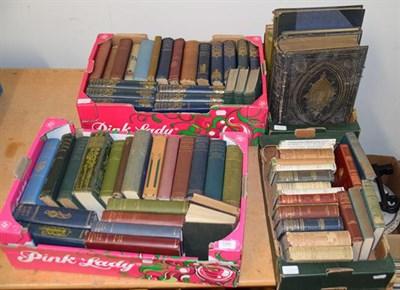 Lot 1086 - Disraeli (Benjamin). Lothair, 1st edition, London, Longmans, Green, and co., 1870, three...