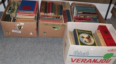 Lot 1085D - Children's books. A small quantity of children's books including Arthur Rackham, A Midsummer...