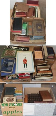 Lot 1085E - Travel. A large quantity of travel books, 19th and 20th century, including A. H. Layard,...