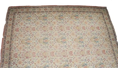 Lot 347 - Massive Carpet Ushak or Donegal Central West Anatolia or Killibegs, West Ireland circa 1890 The...