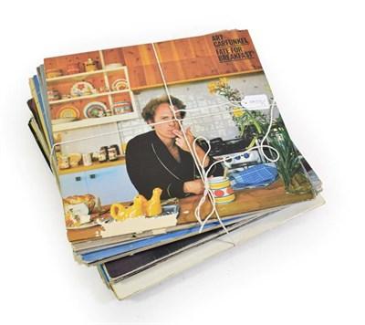 Lot 3052 - Various Vinyl LPs including Art Garfunkel - Fate for Breakfast; Simon & Garfunkel - Parsley,...