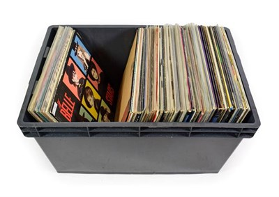 Lot 3054 - Various Vinyl LPs including Dance With The Shadows; Herbie Hancock - Head Hunter and VSOP; ELO...