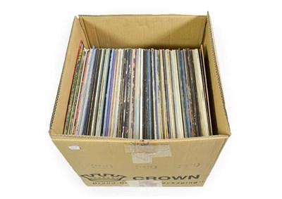 Lot 3057 - Various Vinyl LPs including Dire Straits - Dire Straits, Communique, Making Movies, Love Over...