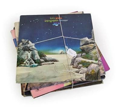 Lot 3061 - Various Vinyl LPs including Eric Clapton - 461 Ocean Boulevard; Bob Dylan - Greatest Hits; ELP...