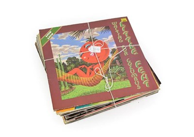 Lot 3064 - Various Vinyl LPs including Little Feet Live; Grateful Dead - Go To Heaven; Steve Winwood - Talking