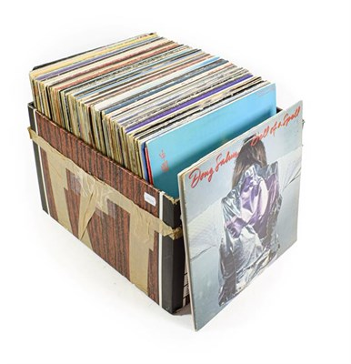 Lot 3065 - Various Vinyl LPs including Roy Orbison - Greatest Hits; Toyah - Love Is The Law; Horslips...