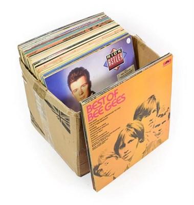 Lot 3070 - Various Vinyl LPs including Vin Garbutt - The Valley Of Tees; 3xSteeleye Span; Spike Milligan...