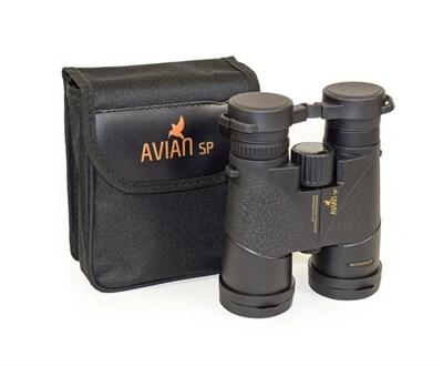 Lot 3084 - Avian SP Waterproof 8x42 Binoculars a collection of ten pairs in original boxes (10)