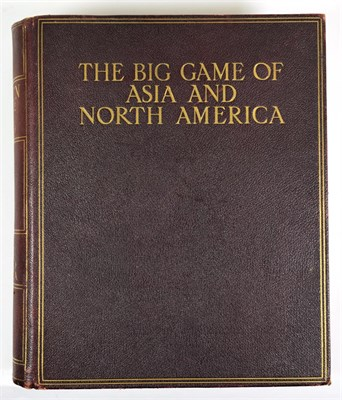 Lot 63 - Deer Interest: ''The Big Game of Asia and North America'' - limited edition, No. 517/600, in...