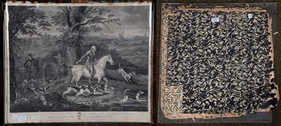Lot 1042 - A folio of unframed engravings including Hogarth Arnold Daghani (Romanian 1909-85) ltd edition...