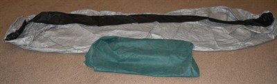 Lot 87 - Specialised Covers, Shipley, Bradford: A Fitted and Elasticated Cover for a Mercedes-Benz...