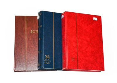 Lot 2075 - Japan collection/accumulation in 3 vols. 1000s of mostly used stamps and m/s, classics to...