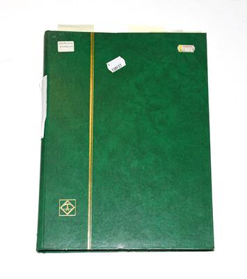 Lot 2081 - Morocco Agencies 1898-1957 collection in a stockbook, incl. 1898-1900 set mint, 1899 to 1p and...