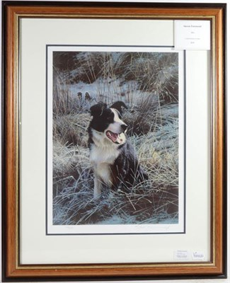 Lot 1021 - Steven Townsend (b.1955) ''Mac'' Signed and numbered 133/675, lithograph, together with two further