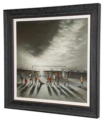 Lot 1062 - Bob Barker (Contemporary) All for one Signed and numbered 13/25, giclee print on board, 64.5cm...