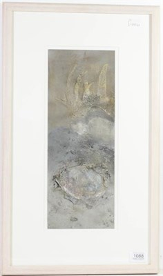 Lot 1088 - Brian Graham (Contemporary) ''Ritual Discovery 1''  Signed and dated 2013, acrylic on fariano...