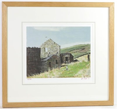 Lot 1095 - After Peter Brook RBA (1927-2009) ''Trespassing for the Sake of Art'' Signed and numbered 79/350, a