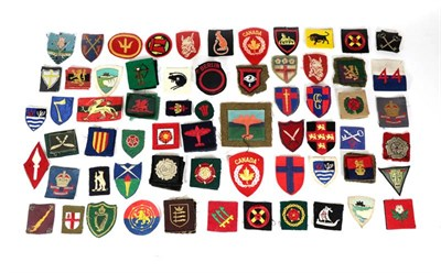 Lot 61 - A Collection of Approximately One Hundred and Fifty Post-Second World War Formation Patches, mainly