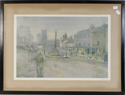 Lot 1020 - A large collection of sporting signed prints to include Archibald Thorburn and Lionel Edwards,...