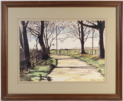 Lot 1041 - A collection of 20th/21st century prints and watercolours, landscapes and townscapes, a...