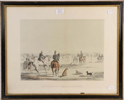 Lot 1044 - Hunting Interest, a collection of various prints and photographs, including after A.J. Munnings...