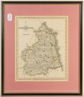 Lot 1046 - A large collection of 19th and 20th century maps to include Yorkshire, Northumberland,...