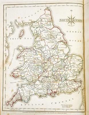 Lot 2 - Cary (John). Cary's New and Correct English Atlas, 1st edition, London: for John Cary, 1787....