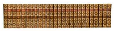 Lot 30 - Querbeuf (Yves Mathurin Marie Tréaudet, & others, editors). Lettres édifiantes et curieuses,...