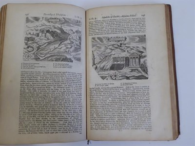 Lot 32 - Sandys (George). Travells, containing an History of the Original and Present State of the...