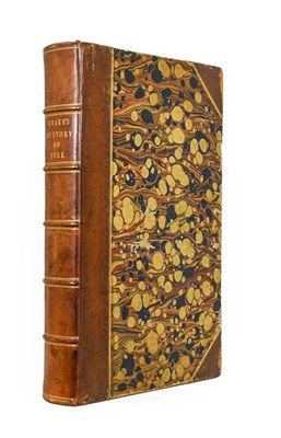 Lot 37 - Drake (Francis). Eboracum: or the History and Antiquities of the City of York, London: William...