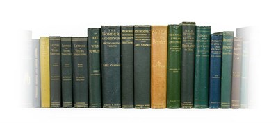 Lot 49 - Chapman (Abel). First Lessons in the Art of Wildfowling, 1st edition, London: Horace Cox, ''The...