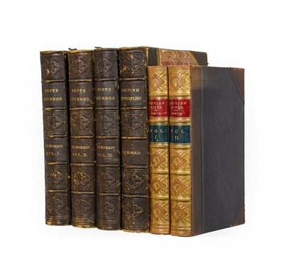 Lot 61 - Morris (Francis Orpen). A Natural History of the Nests and Eggs of British Birds, 1st edition,...