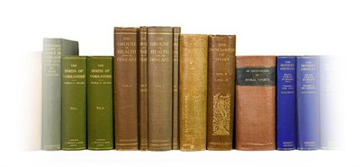 Lot 62 - Nelson (Thomas H.). The Birds of Yorkshire, 1st edition, London: A. Brown & Sons, Limited,...