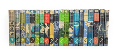 Lot 68 - New Naturalists. Numbers 21-40, London: Collins, 1952-8. 20 volumes, 8vo, original green cloth,...