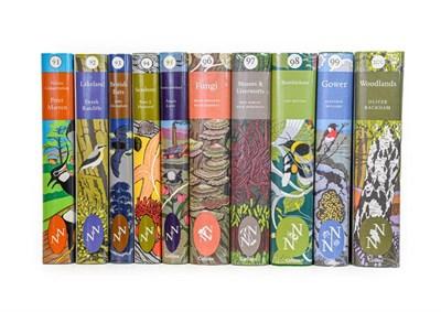 Lot 72 - New Naturalists. Nature Conservation; Lakeland; British Bats; Seashore; Northumberland; Fungi;...