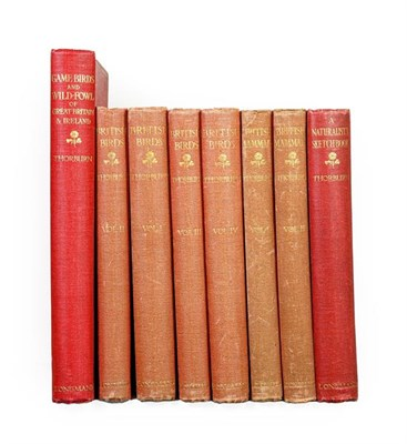 Lot 73 - Thorburn (Archibald). Game Birds and Wild-Fowl of Great Britain and Ireland, 1st edition,...