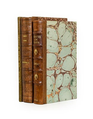 Lot 96 - Lémery (Louis). A Treatise of Foods, in General, 1st edition in English, London: John Taylor,...