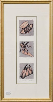 Lot 1046 - Nicky Belton (Contemporary) ''Crazy Corsets'' signed and numbered 20/195, limited edition...