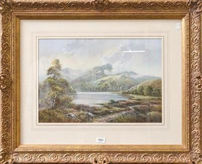 Lot 1060 - Wendy Reeves (b.1944) Lakeland landscape, signed pastel, 36cm by 53cm  Artist's Resale Rights/Droit